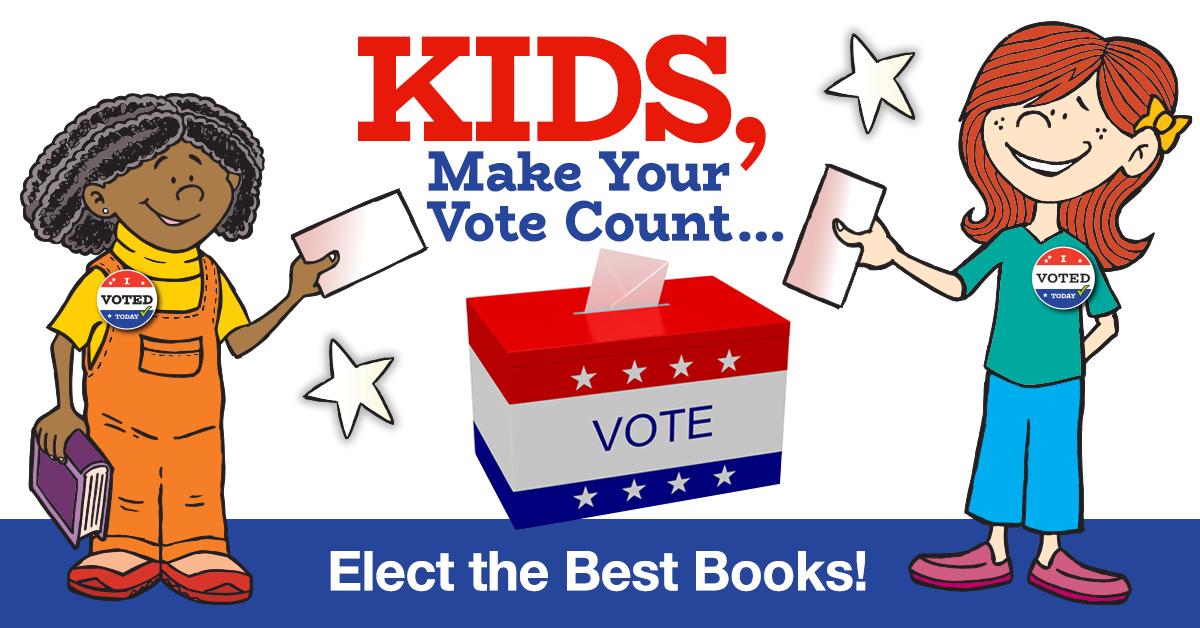 Kids Cast Your Vote Logo
