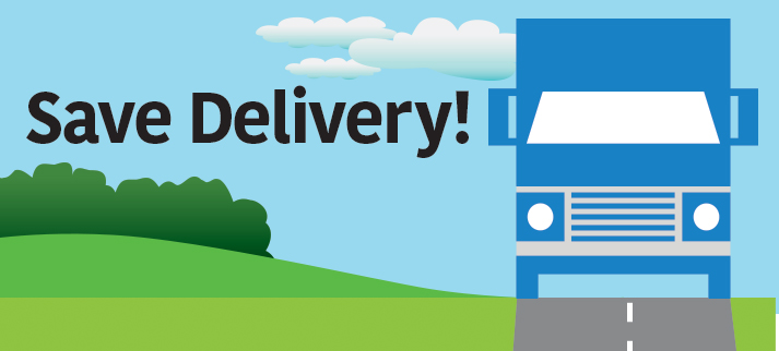 Save Delivery