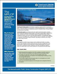 MPLCP Fact Sheet for the Bond Authorization